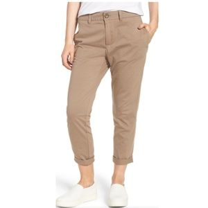 James Perse Full Surplus Jersey Pants Size 26 NWT